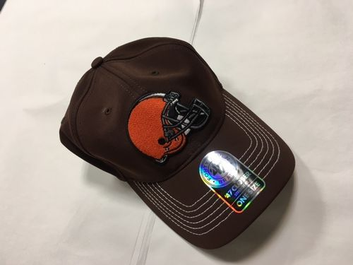 Cleveland Browns Stretch Fit 47 Brand Hat