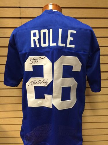 Antrel Rolle Autographed New York Giants Jersey #26
