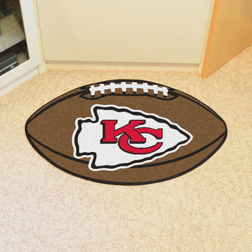 Kansas City Football Floor Mat