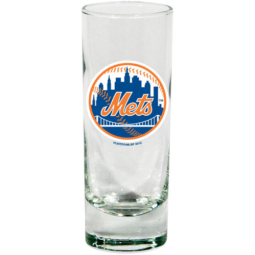 New York Mets 2 oz Cordial Shot Glass