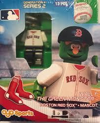 Wally the Green Monster Oyo Figurine