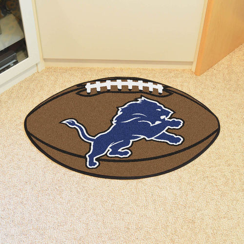 Detroit Lions Football Floor Mats