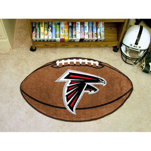 Atlanta Falcons Football Floor Mat