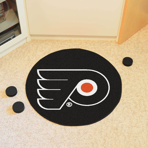 Philadelphia Flyers Hockey Floor Mat