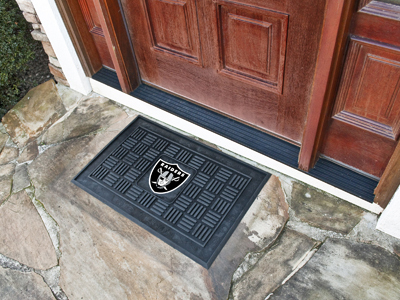 Oakland Raiders Door Mat