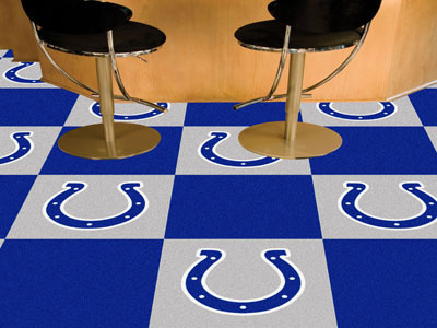 Indianapolis Colts Carpet Tiles