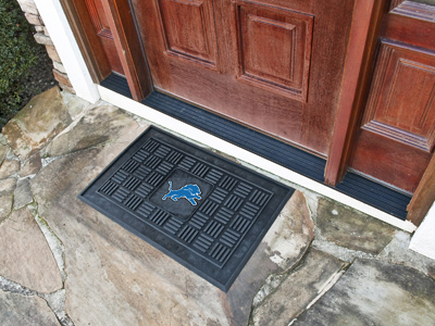 Detroit Lions Door Mat