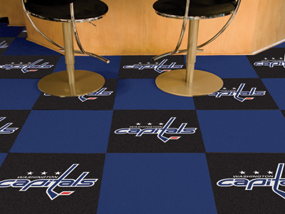 Washington Capitals Carpet Tiles