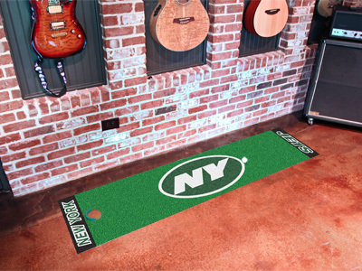 New York Jets Golf Putting Mat