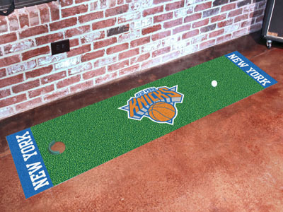 New York Knicks Golf Putting Mat
