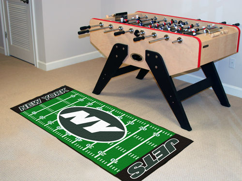 New York Jets Runner Mat