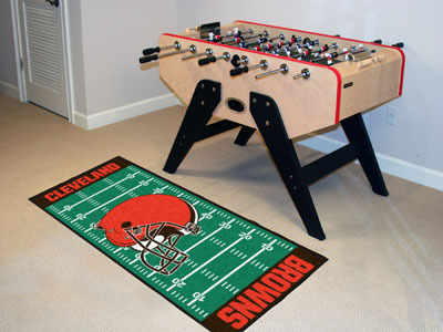 Cleveland Browns Runner Mat