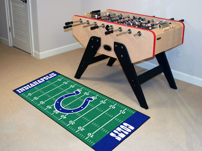 Indianapolis Colts Runner Mat