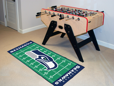 Seattle Seahawks Runner Mat