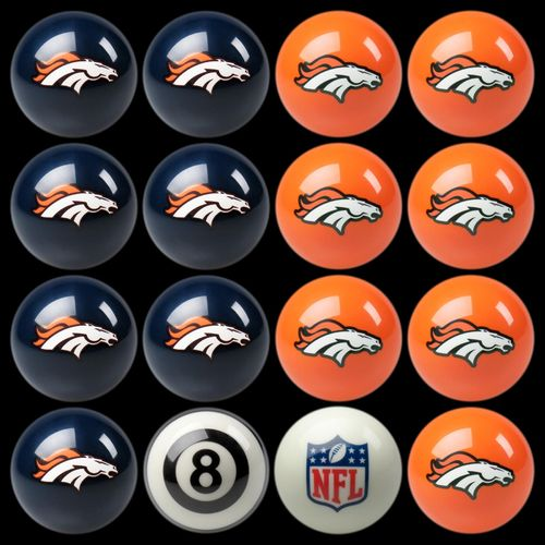 Play 8-Ball with the Denver Broncos