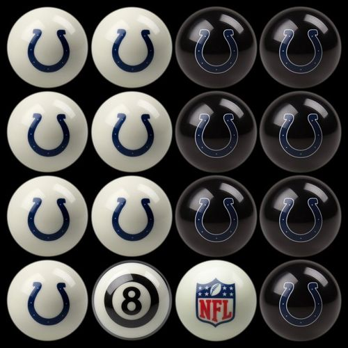 Play 8-Ball with the Indianapolis Colts