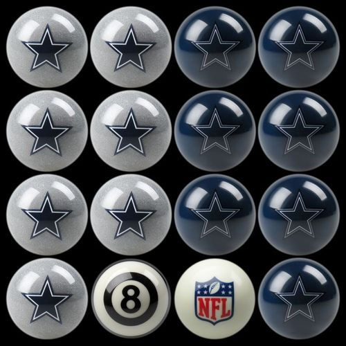 Play 8-Ball with the Dallas Cowboys