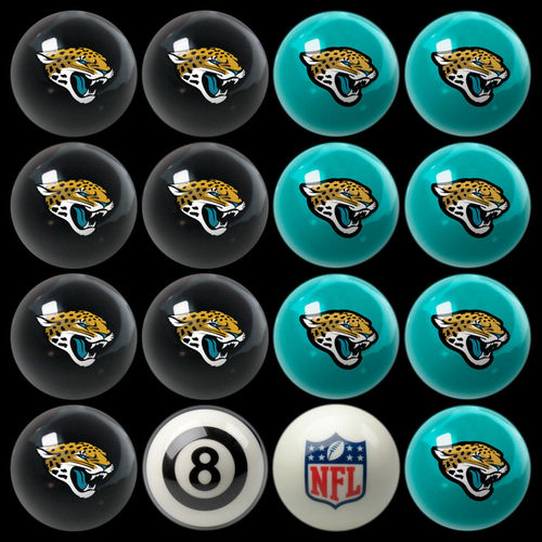 Play 8-Ball with the Jacksonville Jaguars