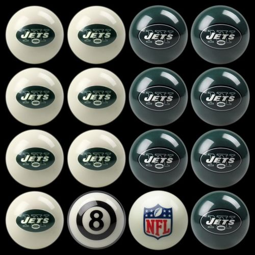 Play 8-Ball with the New York Jets
