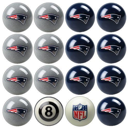 Play 8-Ball with the New England Patriots