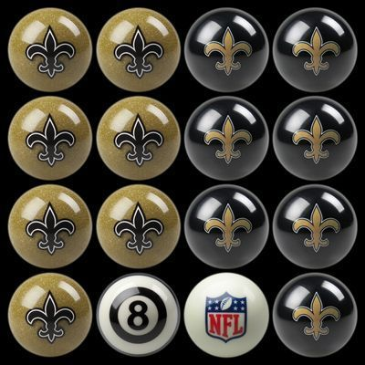 Play 8-Ball with the New Orleans Saints