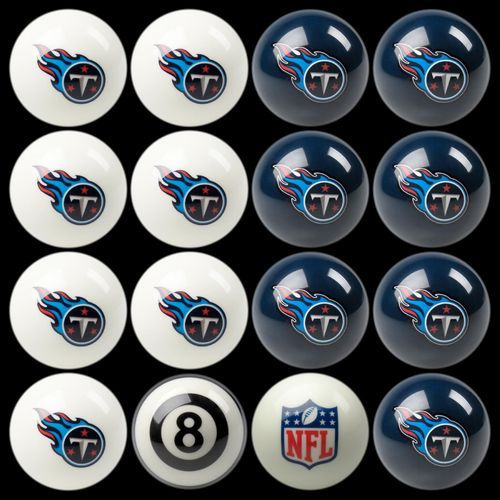 Play 8-Ball with the Tennessee Titans