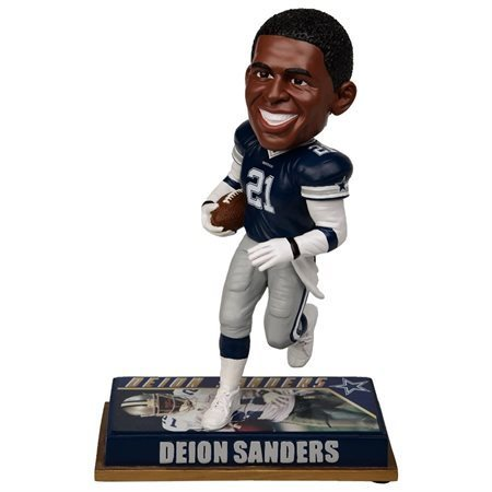 Deion Sanders Dallas Cowboys Bobble Head
