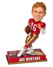 Joe Montana San Francisco 49ers Bobblehead
