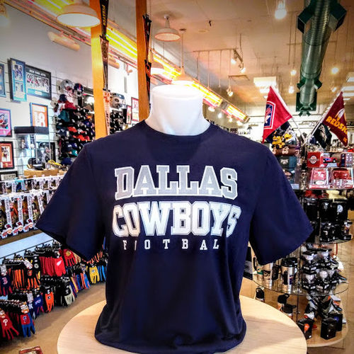 Dallas Cowboys Navy T-Shirt