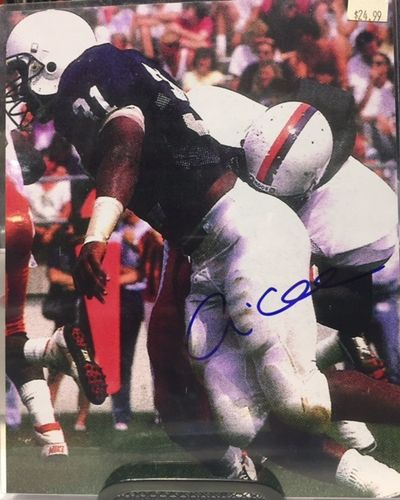 Andre Collins Autograph 8x10 Photo