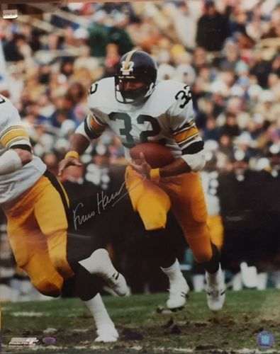 Pittsburgh Steelers Franco Harris Autograph 16x20 Photo