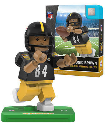 OYO NFL Player Figurines Pittsburgh Steelers