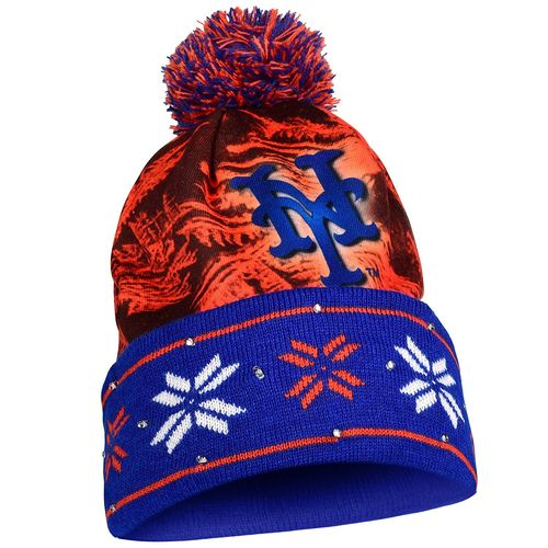 New York Mets Light Up Beanie