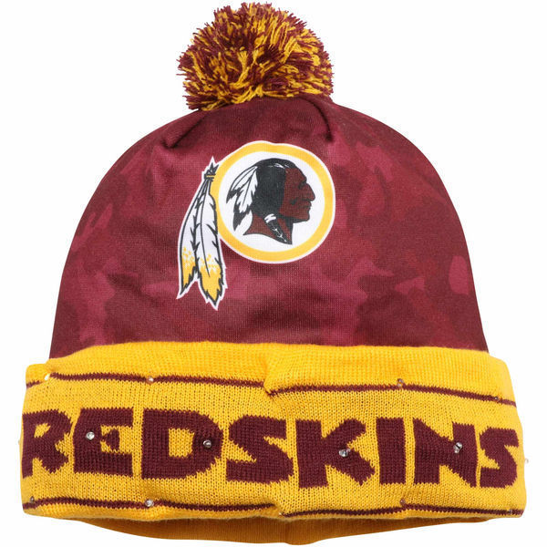 outlet store 19c22 9a698 Washington Redskins Light Up Beanie