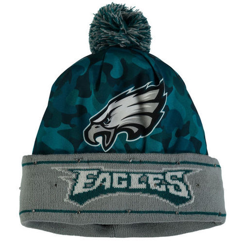 Philadelphia Eagles Light Up Beanie