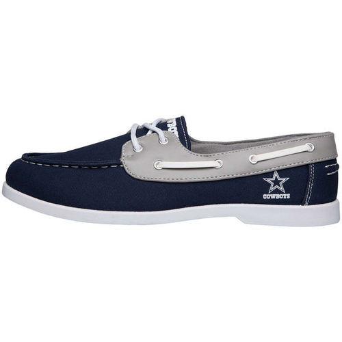 Men's Side Logo Slip-On Canvas Shoes